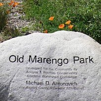 Grant Lets Water Flow at Old Marengo Park!