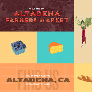 Taste of Altadena – Hold the Date!