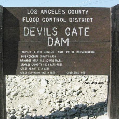 Devil's Gate Sediment-Removal