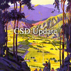 CSD Draft Presentations
