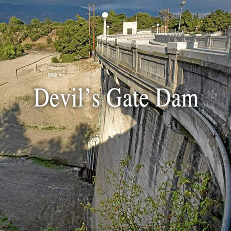 Community Calls for Greener Approach to cleaning out Devil's Gate Dam in Pasadena