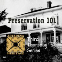 Historic Preservation 101: