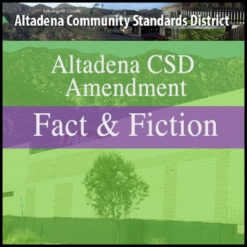 CSD Revisions: Fact vs. Fiction