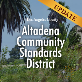 Feb 28th – Altadena CSD Meeting