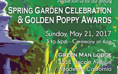 Golden Poppy 2017 Awards Celebrated