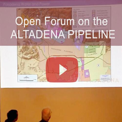 Altadena Pipeline
