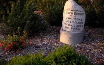 Abolitionist Owen Brown's Altadena Grave