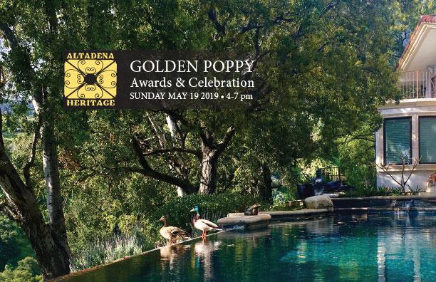 Golden Poppy Awards & Celebration