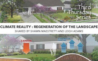 Regenerative Landscapes