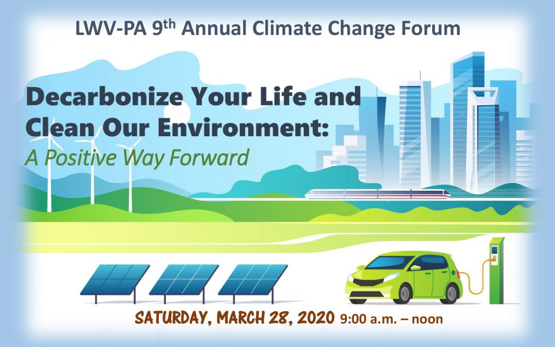 9th Annual Climate Change Forum