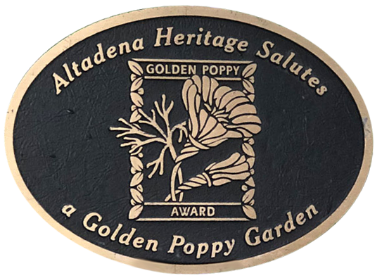 Golden Poppy Awards Celebration