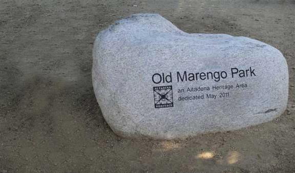Old Marengo Park Clean Up – Follow Up